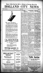 Holland City News, Volume 50, Number 11: March 10, 1921