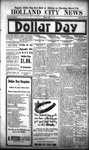 Holland City News, Volume 50, Number 12: March 17, 1921