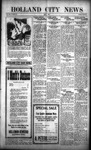 Holland City News, Volume 50, Number 15: April 7, 1921