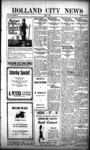 Holland City News, Volume 50, Number 16: April 14, 1921
