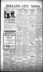 Holland City News, Volume 50, Number 18: April 28, 1921
