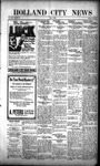 Holland City News, Volume 50, Number 19: May 5, 1921