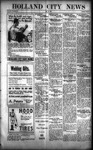 Holland City News, Volume 50, Number 21: May 19, 1921