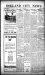 Holland City News, Volume 50, Number 24: June 9, 1921