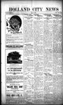 Holland City News, Volume 50, Number 25: June 16, 1921