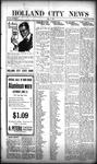 Holland City News, Volume 50, Number 26: June 23, 1921