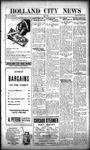 Holland City News, Volume 50, Number 28: July 7, 1921
