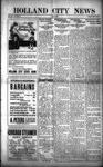 Holland City News, Volume 50, Number 29: July 14, 1921