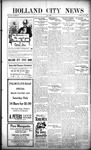 Holland City News, Volume 50, Number 32: August 4, 1921