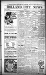 Holland City News, Volume 50, Number 38: September 15, 1921