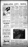 Holland City News, Volume 50, Number 41: October 6, 1921