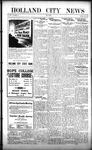 Holland City News, Volume 50, Number 42: October 13, 1921