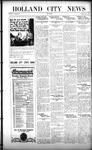 Holland City News, Volume 50, Number 43: October 20, 1921
