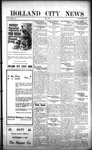 Holland City News, Volume 50, Number 45: November 3, 1921