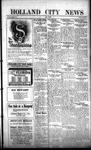 Holland City News, Volume 50, Number 47: November 17, 1921