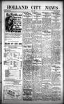Holland City News, Volume 50, Number 48: November 24, 1921