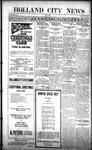 Holland City News, Volume 50, Number 50: December 8, 1921