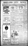 Holland City News, Volume 50, Number 51: December 15, 1921