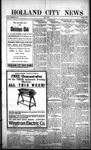 Holland City News, Volume 51, Number 4: January 26, 1922