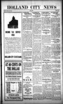 Holland City News, Volume 51, Number 5: February 2, 1922