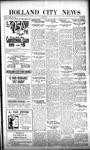Holland City News, Volume 51, Number 6: February 9, 1922