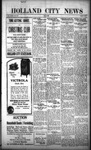 Holland City News, Volume 51, Number 7: February 16, 1922
