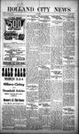 Holland City News, Volume 51, Number 8: February 23, 1922