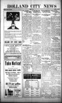 Holland City News, Volume 51, Number 15: April 12, 1922
