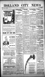 Holland City News, Volume 51, Number 19: May 11, 1922