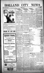 Holland City News, Volume 51, Number 20: May 18, 1922