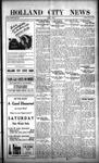 Holland City News, Volume 51, Number 22: June 1, 1922