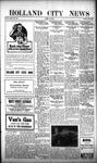 Holland City News, Volume 51, Number 26: June 29, 1922