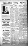 Holland City News, Volume 51, Number 27: July 6, 1922