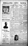 Holland City News, Volume 51, Number 28: July 13, 1922