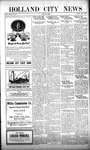 Holland City News, Volume 51, Number 29: July 20, 1922 by Holland City News