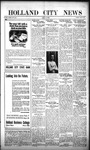 Holland City News, Volume 51, Number 32: August 10, 1922