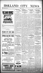 Holland City News, Volume 51, Number 33: August 17, 1922 by Holland City News