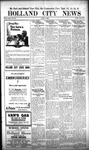 Holland City News, Volume 51, Number 35: August 31, 1922 by Holland City News