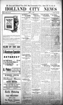 Holland City News, Volume 51, Number 36: September 7, 1922 by Holland City News