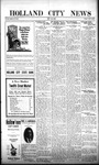 Holland City News, Volume 51, Number 43: October 26, 1922 by Holland City News