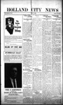 Holland City News, Volume 51, Number 44: November 2, 1922 by Holland City News
