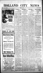 Holland City News, Volume 51, Number 46: November 16, 1922 by Holland City News