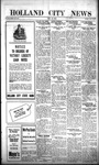 Holland City News, Volume 51, Number 48: November 30, 1922 by Holland City News