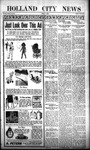 Holland City News, Volume 51, Number 49: December 7, 1922 by Holland City News