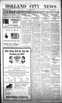 Holland City News, Volume 51, Number 50: December 14, 1922 by Holland City News