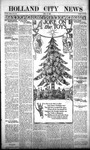 Holland City News, Volume 51, Number 51: December 21, 1922 by Holland City News