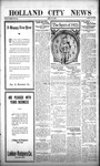 Holland City News, Volume 51, Number 52: December 28, 1922