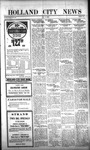 Holland City News, Volume 52, Number 2: January 11, 1923
