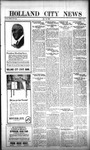 Holland City News, Volume 52, Number 3: January 18, 1923 by Holland City News