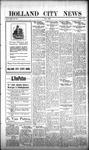Holland City News, Volume 52, Number 5: February 1, 1923